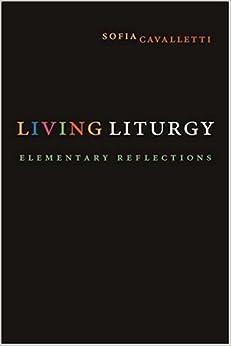 Book Living Liturgy: Elementary Reflections