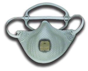 Moldex Ez-on Particulate Respirator with Valve, N95 Mask (507-EZ23) Category: Disposable Respirators and Face Masks
