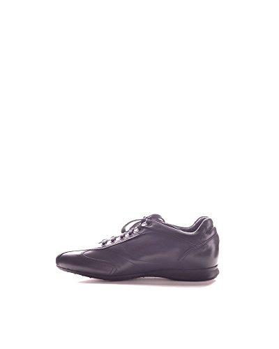 Alberto Guardiani Sneakers Uomo Mcbi072001o Pelle Nero