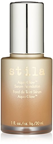 Aqua Foundation - stila Aqua Glow Serum Foundation, Medium, 1.0 fl. oz.