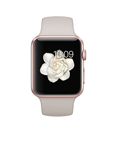 Apple 42MM Smart Watch - Rose Gold