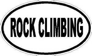Chase Rocks - Chase Grace Studio Rock Climbing Rock Climber Hiking Mountains Vinyl Decal Sticker  WHITE Cars Trucks Vans SUV Laptops Wall Art 5.5