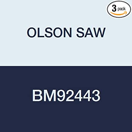 Review Olson Saw BM92443