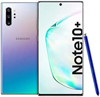 Samsung Galaxy Note 10+ Plus N9750 12GB Ram 256GB Rom Dual Sim – Aura Black