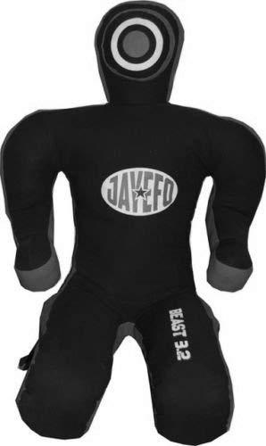jayefo Jiu B07F3TJTCT Beast 3.2 MMA GrapplingダミーBrazilian FT Jiu Jitsu Submission GrapplingダミーSittingダミーWrestlingダミー 6 FT グレー/ブラック B07F3TJTCT, チクホマチ:12017f78 --- capela.dominiotemporario.com