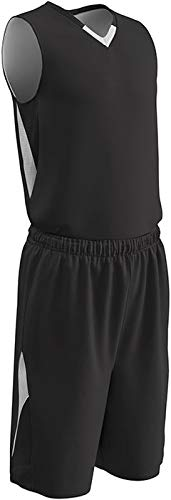d107c8e20a5 Amazon.com  CHAMPRO Adult Pivot Reversible Basketball Jersey  Clothing