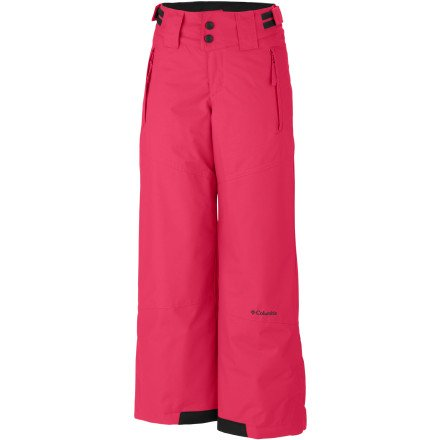 Columbia Crushed Out Pants, Afterglow, 14/16 by Columbia