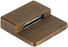 LFU Brass Constructed Surface Mounted Deck/Step / Patio/Hardscape Light. Low Voltage. (LED Integrated, Dallion)
