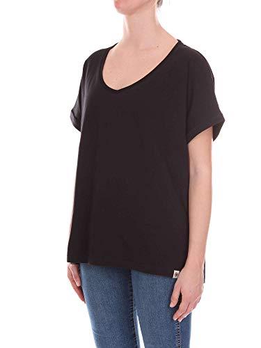 Donna T shirt 86221se Colmar Nero x1w00Y