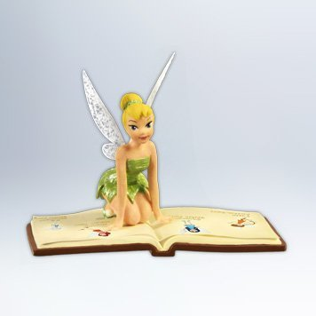 - Tink And The Fairy Journal - Tinker Bell 2012 Hallmark Ornament