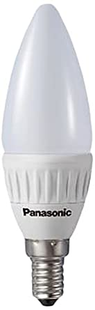 Panasonic LDAHV5L27CFE14EP Bombillas LED E14, 5 W, Color blanco