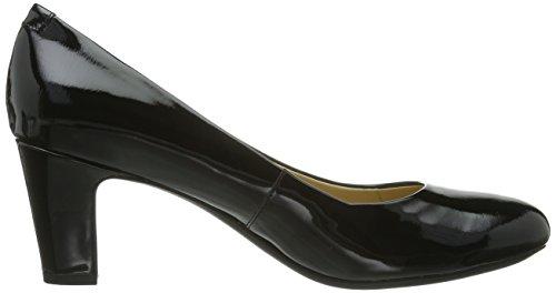 Geox Women's Height Dress B Black Mariele Mid Mid D Pump w4pfHnw