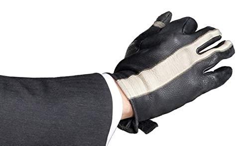 Green Hornet Kato Gloves, Black, One