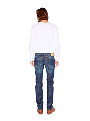 Vintage Blue para Azul Denim Dark Hombre Jeans Colorado 7qYSwH0x