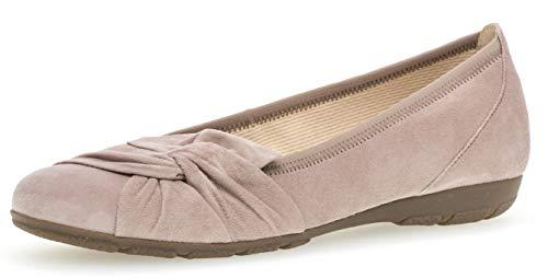 ballerines chaussures 150 classiquement Luftkammernsohle D'été Femme Gabor Classiques 24 ballerines Hovercraft Antikrosa w6tnqH