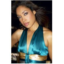 Gina Torres 8x10 Photo Suits Firefly Serenity in