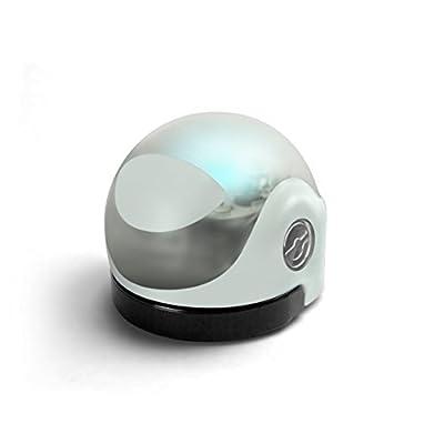 Ozobot World's Smallest SMART Robot - Single Pack, Crystal White