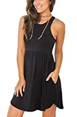 *Are you getting ready for a date night? Maybe brunch with the girls?It doesn't really matter what you are getting for, this dress is perfect for it! *The jersey knit fabric is very soft and stretchy while the elastic waist keeps it flattering!The va...