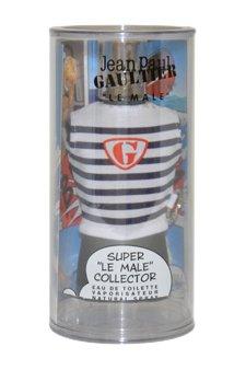- Jean Paul Gaultier Le Male Eau De Toilette Spray 125ML, 4.2Oz (Brand New Sealed!!)