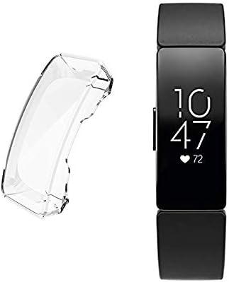 Amazon.com: AnDa - Protector de pantalla de TPU para Fitbit ...