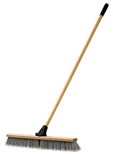 Laitner Brush Company 1425A 24'' Soft Sweeping Indoor Push Broom by Laitner Brush