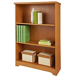 Collection 3 Shelf Bookcase - 7