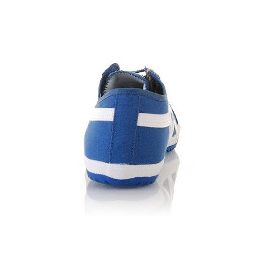 Asics Aaron GS - Zapatillas de tiempo libre y sportwear para niño, talla schwarz - weiß - grün