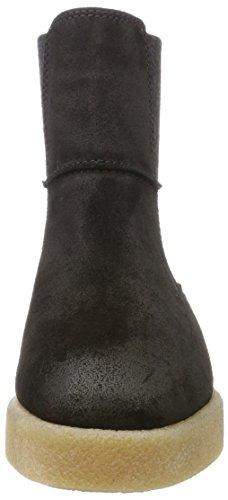 Marc Heel Nero Chelsea Black Flat Donna Stivali O'Polo 70914295001304 wOxwTrqP6