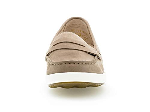 scarpe 464 Gabor slip Donna alla Moda on Beige pantofola Casuale 22 FPwF7q8
