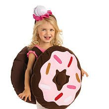 Dunk Your Doughnut Baby Infant Costume - -