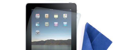 Griffin Screen Care Kit for iPad 2, Matte (GB02529) (Care Screen Kit Griffin)