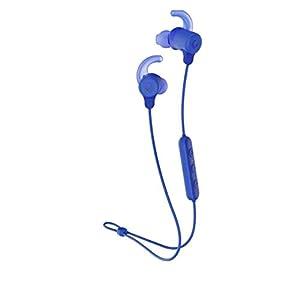 Skullcandy Jib Plus Active Sport Wireless in-Earphone with Mic (Blue)