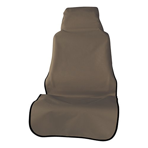 ARIES 3142-18 Seat Defender Universal Seat Cover, Brown 23.5-Inch x 58.25-Inch Bucket - Cocoa 700