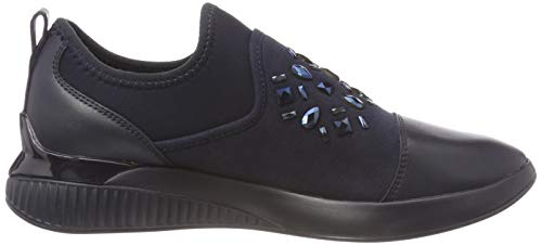 C4002 Trainers Women's Slip D Navy a Geox Theragon on Iw81dqqYx
