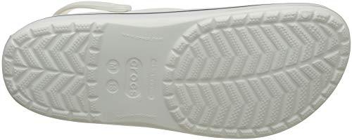 11016 100 White Erwachsene Unisex crocs Crocband Clogs BzYRfYXq