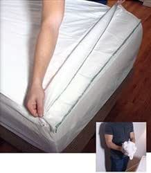 AfreSHeet - A Fitted Sheet With 7- Peel-Away Top Layers