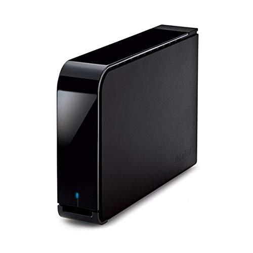 バッファロー ハードウェア暗号機能搭載USB3.0用 外付けHDD 1TB HD-LX1.0U3D 1台 AV デジモノ パソコン 周辺機器 HDD 14067381 [並行輸入品] B07MKM37FS