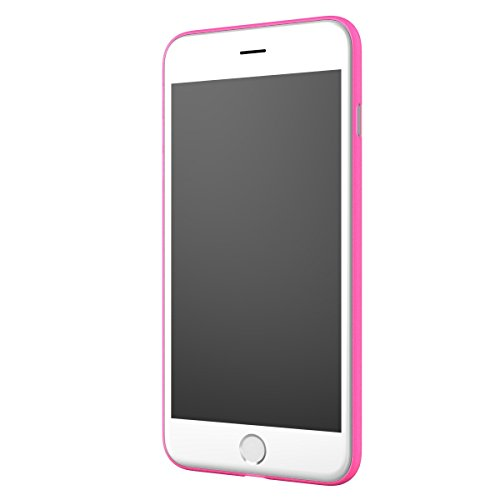 SwitchEasy 0.35 Stealth Cover Case for Apple iPhone 7 Plus - Pink
