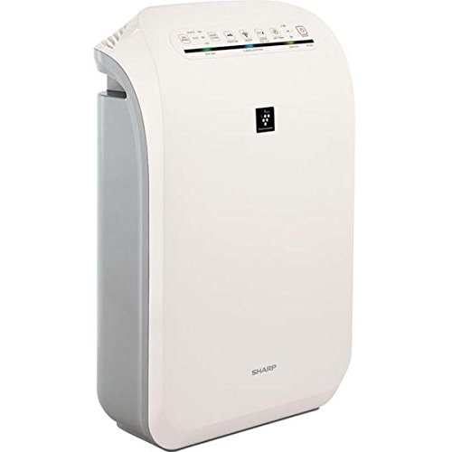 Sharp Fpa80uw Plasmacluster Ion Air Purifier With True