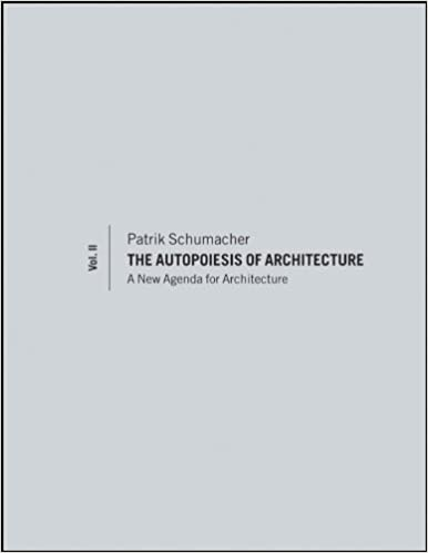 amazon the autopoiesis of architecture volume ii a new agenda