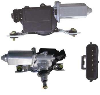 New Rear Windshield Wiper Motor 55155122AC Fits Jeep Grand Cherokee 1999 2000 2001 2002 2003 2004