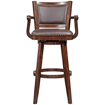 Amazon Com Palazzo 34 Inch Extra Tall Bar Stool Set Of
