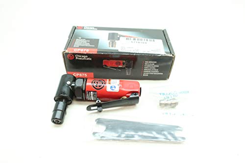 CHICAGO PNEUMATIC CP875 Right Angle DIE Grinder 1/4IN D66113