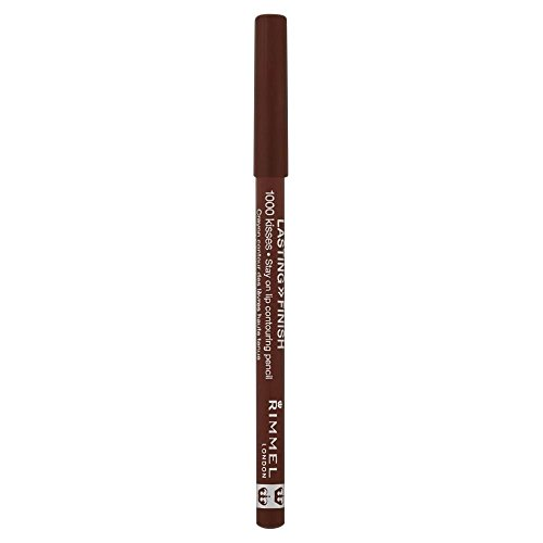 Rimmel 1000 Kisses Lip Liner - 047 Cappuccino - Pack of 6