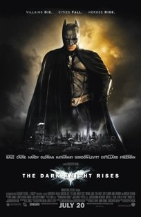 Batman The Dark Knight Rises Movie Art Print — Movie Memorabilia — 11x17 Poster, Vibrant Color, Features Christian Bale, Michael Caine, Gary Oldman, Anne Hathaway, Tom Hardy, Morgan Freeman.