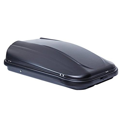 coffre de toit jupre320 320ltr noir brillant verrouillable aluminium barres de toit aurilis. Black Bedroom Furniture Sets. Home Design Ideas