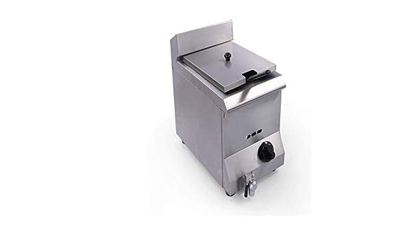 XC Máquina de sartén de Gas de Tanque Natural de Gas licuado de petróleo 5.5L: Amazon.es: Hogar