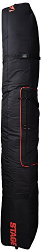 Stage Ski Bag, Black (Black Ski Bag)