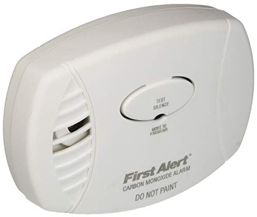 First Alert Carbon Monoxide Alarm 9 V Green Boxed