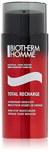 Biotherm Total Recharge Moisturizer By Biotherm for Men - 1.69 Oz Moisturizer, 1.69 Oz ()